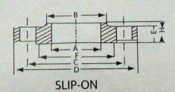 Slip-On Flanges