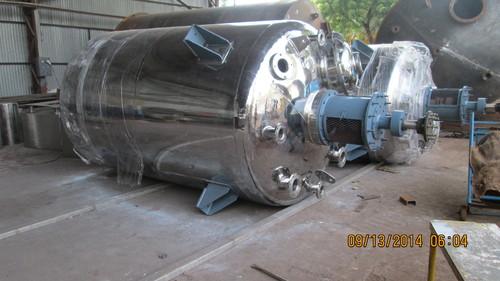 Stainless Steel Reactor in  Jeedimetla
