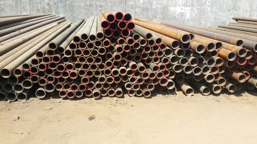 Seamless Pipe Size 1 Inch To 32 Inch