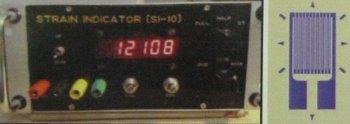 Digital Strain Indicator