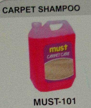 Must-101 Carpet Shampoo