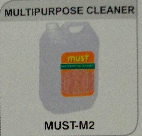 Must-M2 Multipurpose Cleaner