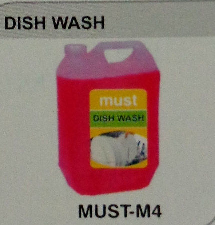 Must-M4 Dish Wash