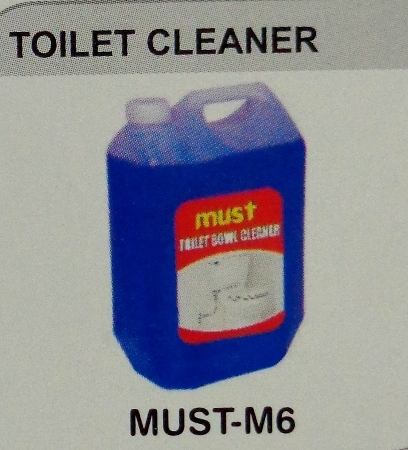 Must-M6 Toilet Cleaner