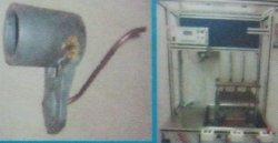 Oil Filler Leak Tester