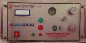 Parametric Differential Pressure Leak Tester