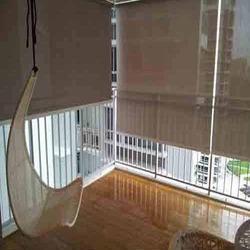 Exterior Balcony Blind