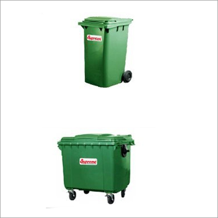 Injection Molded Garbage Bins