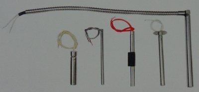 High Watt Density Cartridge Heaters