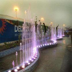 Processor Fountain in  Janakpuri