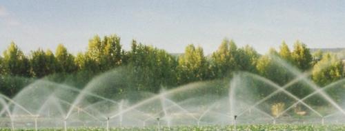 Sprinkle Irrigation System