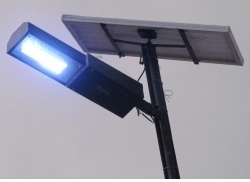 Solar Portico Light in  Raibareily Road