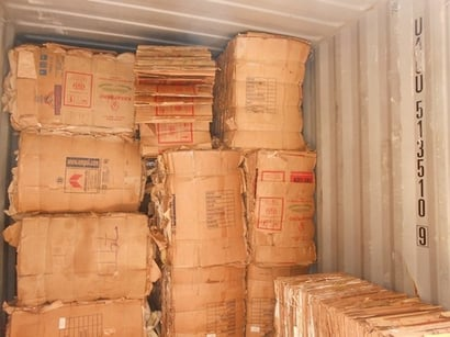 Waste Paper Old Corrugated Containers (Occ)