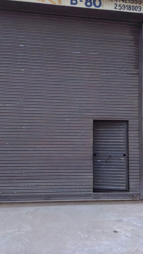 Wrecket Door Rolling Shutter