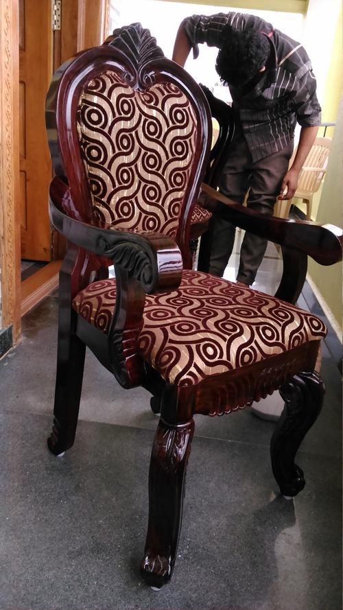 Fancy Wooden Sofa