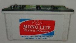 Low Maintenance Inverter Grade Battery (Invatubular 1650) in  HSIIDC Barhi Industrial Area