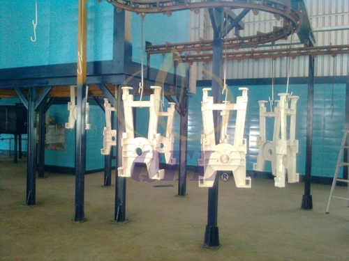 Powder Coating System in  Arasur