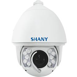 2.0 Megapixel WDR IP IR Auto-Trace Speed Dome Camera
