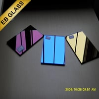 Float Reflective Glass