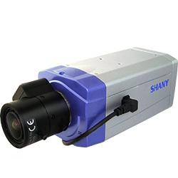 Full HD 1080P HDCCTV Box Camera