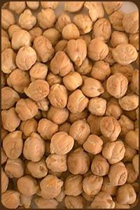 Indian Kabuli Chick Peas (Machine Cleaned)