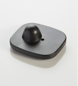 Mini Square Super Black RF Eas Hard Tag 8.2MHz For Store