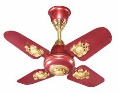 Splash Copper Fan