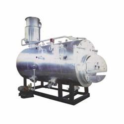Horizontal Smoke Tube Type Steam Boiler in  New Area