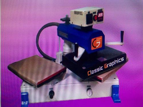 Heat Transfer Press Fusing Machine