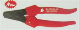 Cable Cutter With Lock for 12 mm Cable (Model CC 100)