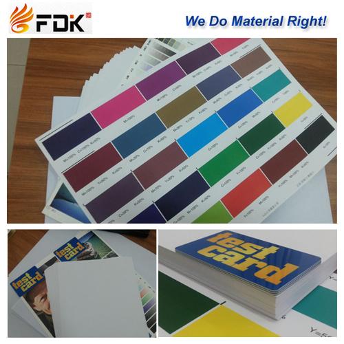 Indigo Digital Printing Sheet FD1201-E