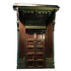 Satinwood Designer Door