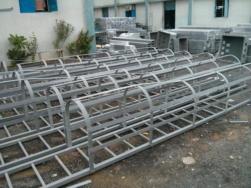 Frp Safety Caged Ladder