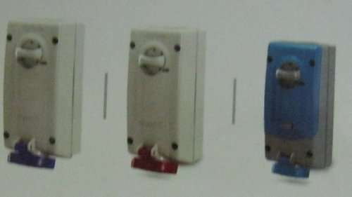 Interlocked Switch Socket (Advance 2 Series)