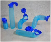 Uriwell Urinal Corrugated Polypropylene Container