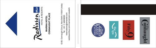 Business Key Cards