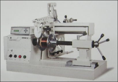 Lvdt Application Linear Coil Winding Machine Certifications: Iso-9001:2015