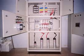 Industrial Automatic Power Factor Correction Panel