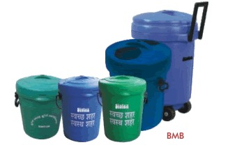 Waste Bins And Containers