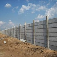 Durable Cement Compound Wall
