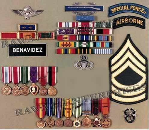 Fine Finish Brass Medals