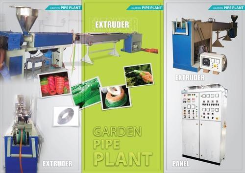 Garden Pipe Making Machine