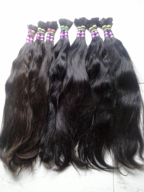 Indian Virgin Remy Bulk Hair For Braids
