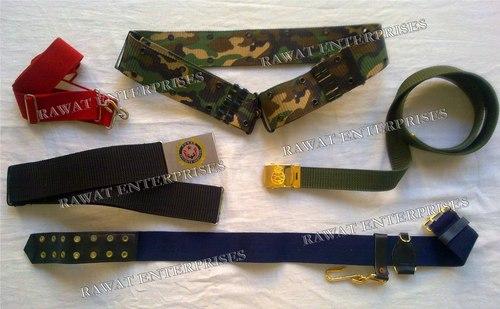 Military Belts