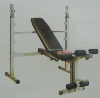 Incline/Decline Adjustable Bench (N-29)