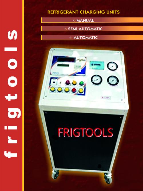 Frigtools Charging Unit