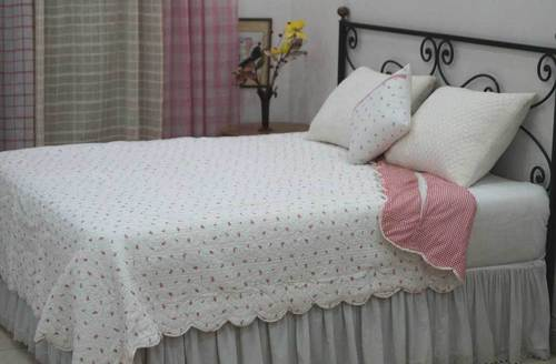 Quilted Duvet