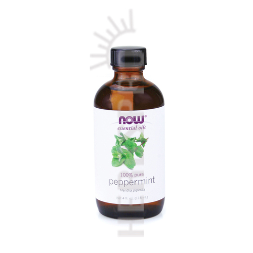 Peppermint Oil, 4 OZ by Now Foods