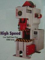 High Speed Cross Shaft Power Press (Khnx Series)