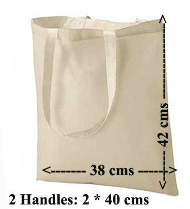 Durable Cotton Bags in  New Area